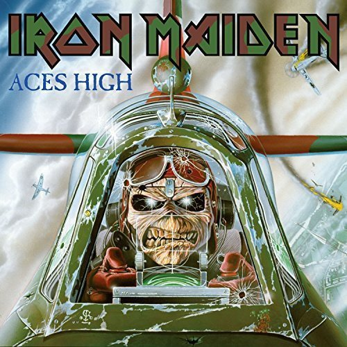 Iron Maiden Aces High 7""