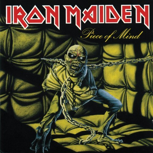 Iron Maiden Piece Of Mind Lp