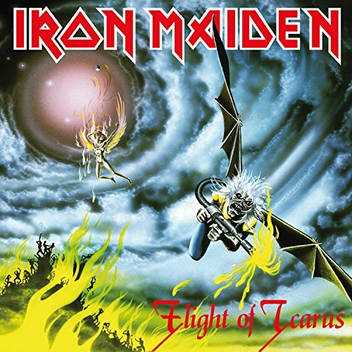 Iron Maiden Flight Of Icarus 7""