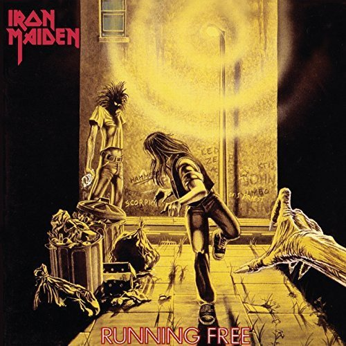 Iron Maiden Running Free (7in) 7""