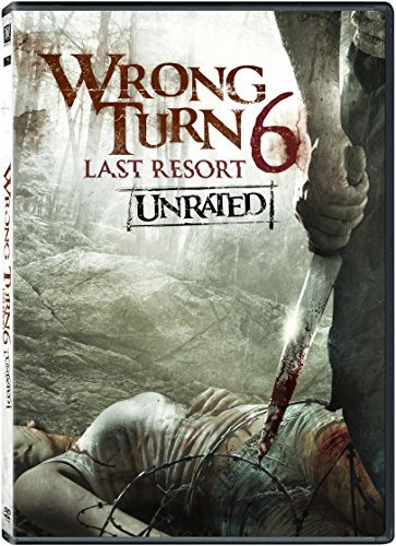 Wrong Turn 6 Last Resort Wrong Turn 6 Last Resort DVD Nr