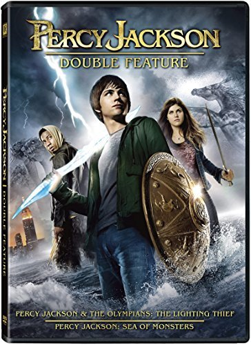 Percy Jackson Double Feature DVD