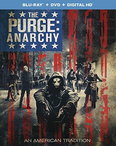 The Purge Anarchy The Purge Anarchy Blu Ray DVD Dc R