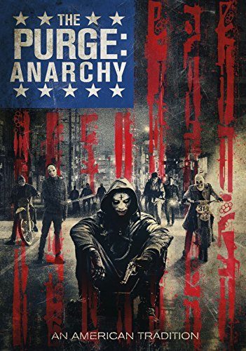 The Purge Anarchy The Purge Anarchy DVD R