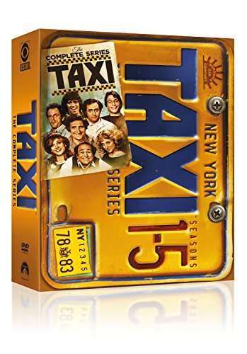 Taxi The Complete Series DVD