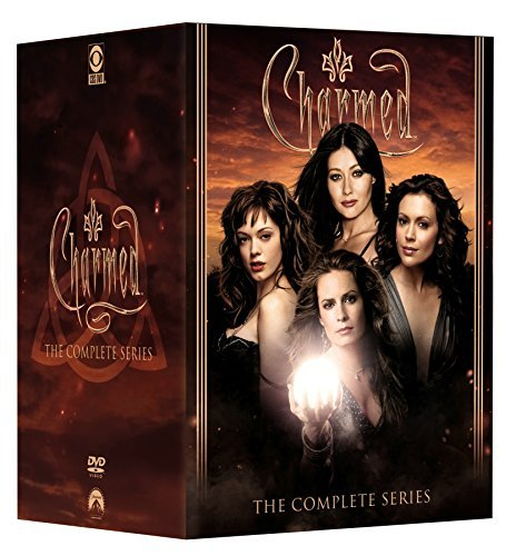 Charmed The Complete Series DVD Complete Series