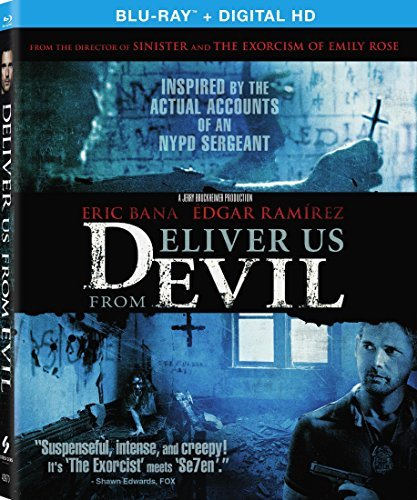 Deliver Us From Evil Bana Ramirez Blu Ray Dc R
