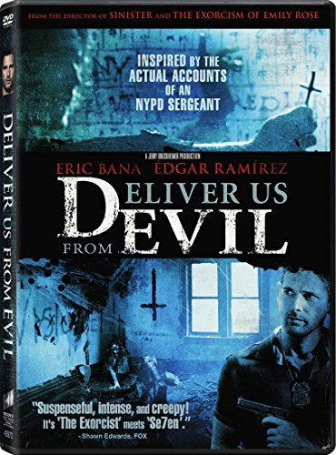 Deliver Us From Evil Bana Ramirez DVD R