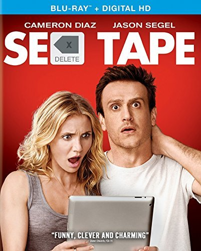 Sex Tape Segal Diaz Blu Ray Dc R