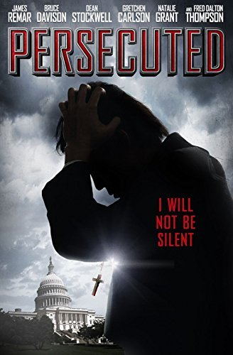 Persecuted Persecuted DVD Pg13