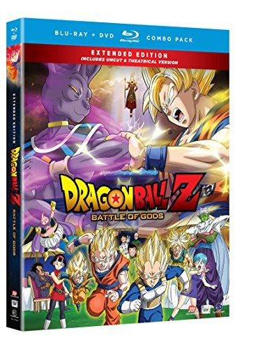Dragon Ball Z Battle Of Gods Dragon Ball Z Battle Of Gods Blu Ray Uncut Ur
