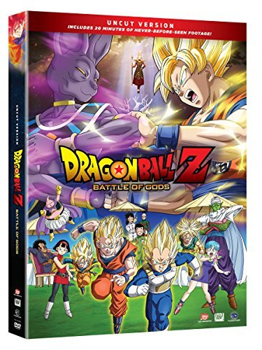 Dragon Ball Z Battle Of Gods Dragon Ball Z Battle Of Gods DVD Uncut Ur