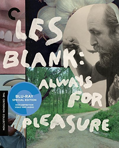 Les Blank Always For Pleasure Les Blank Always For Pleasure Blu Ray Nr Criterion Collection