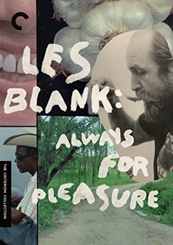 Les Blank Always For Pleasure Les Blank Always For Pleasure DVD Nr Criterion Collection