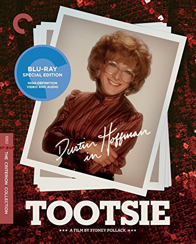 Tootsie Hoffman Lange Garr Murray Blu Ray R Criterion Collection