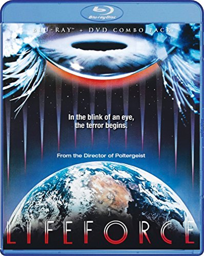Lifeforce Lifeforce Blu Ray DVD R