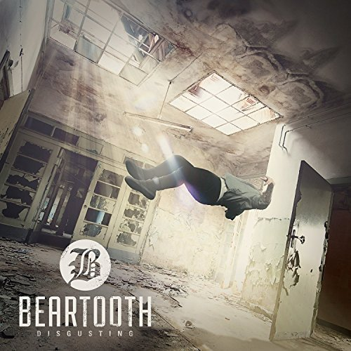 Beartooth Disgusting White Vinyl