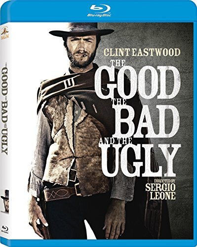 Good The Bad & The Ugly Eastwood Wallach Van Cleef Blu Ray Nr