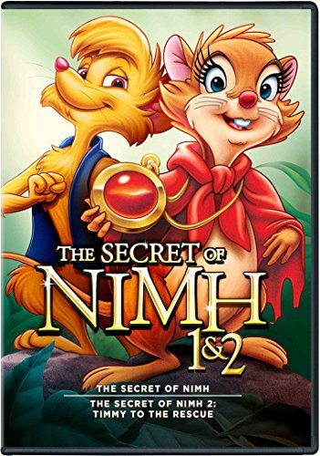 Secret Of Nimh 1 & 2 Double Feature DVD