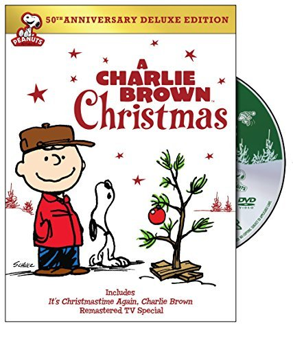 Peanuts Charlie Brown Christmas DVD