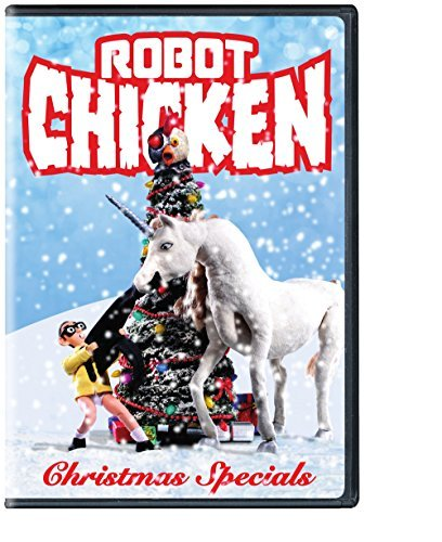 Robot Chicken Christmas Specials DVD