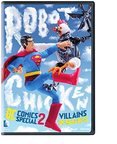 Robot Chicken Dc Comics Special 2 DVD Nr