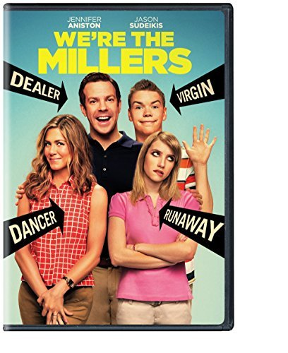 We're The Millers Aniston Sudeikis Helms DVD R