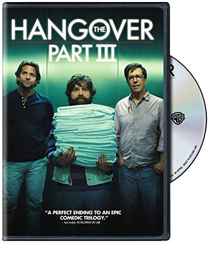 Hangover Part 3 Cooper Helms Galifianakis DVD R