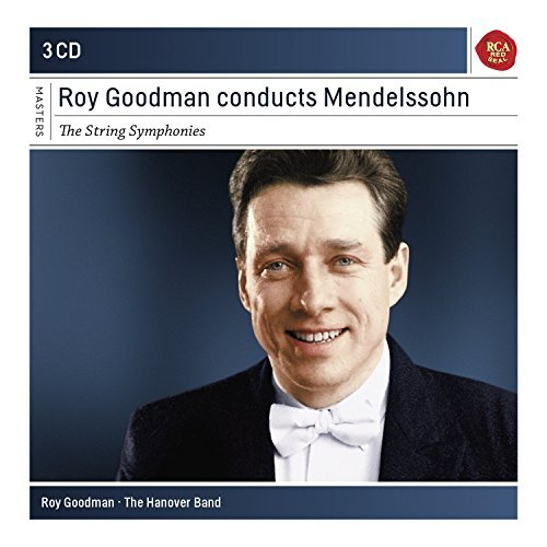 Roy Mendelssohn Goodman Roy Goodman Conducts Mendelsso Import Gbr 3 CD