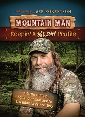Tim Guraedy Mountain Man Keepin' A Slow Profile