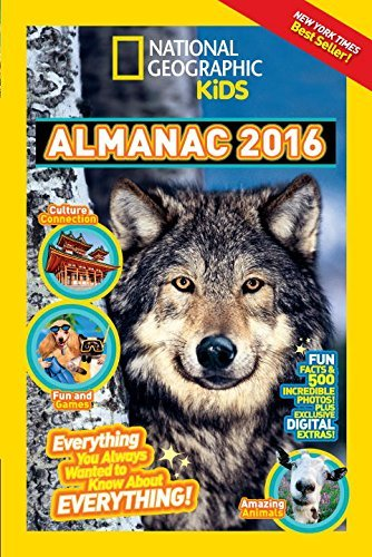 National Geographic Kids National Geographic Kids Almanac 2016