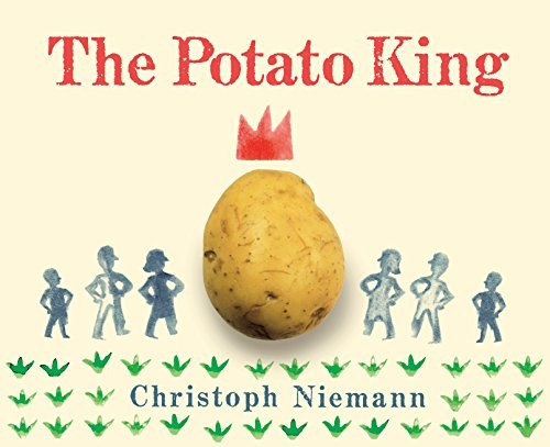Christoph Niemann The Potato King
