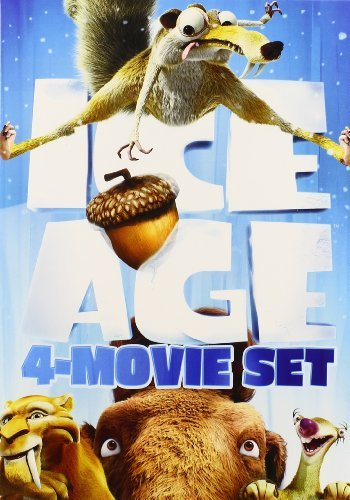 Ice Age 4 Movie Set Ice Age 4 Movie Set Ws Nr 4 DVD