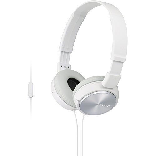 Headphones Sony Mdrzx310ap White Over Head W Mic