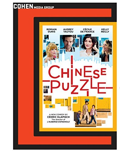 Chinese Puzzle Duris Tautou DVD R