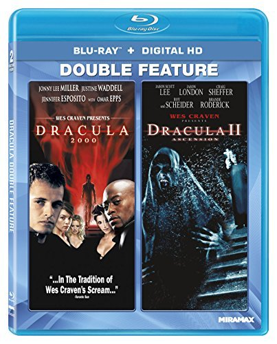 Dracula 2000 Dracula 2 Double Feature DVD R