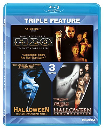 Halloween Collection Blu Ray R