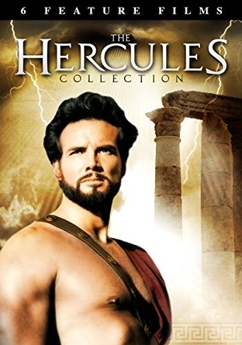 Hercules Collection DVD