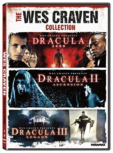 Wes Craven Collection Dracula DVD R