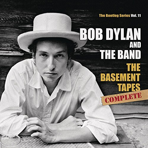 Bob Dylan & The Band The Basement Tapes Complete The Bootleg Series Vol. 11 Deluxe Edition 6 CD