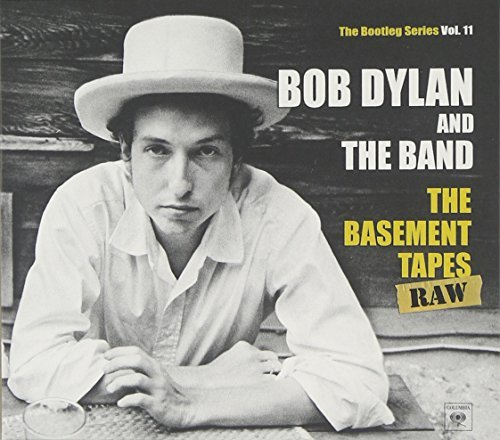 Bob Dylan & The Band The Basement Tapes Raw The Bootleg Series Vol. 11 2 CD