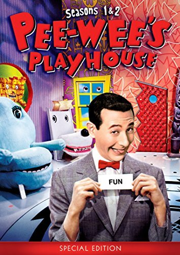 Pee Wee's Playhouse Season's 1 & 2 DVD Nr