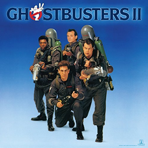 Ghostbusters 2 Soundtrack Lp