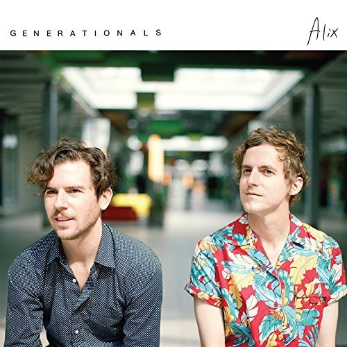 Generationals Alix