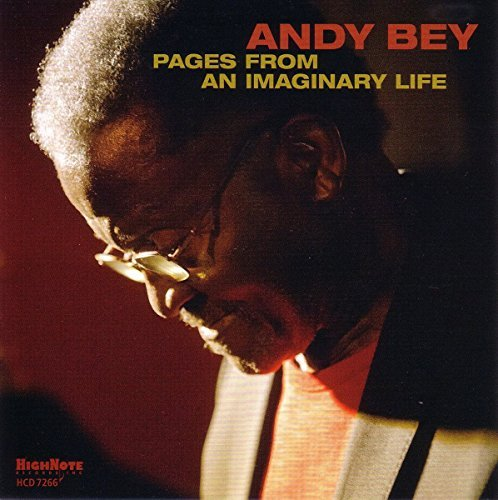 Andy Bey Pages From An Imaginary Life