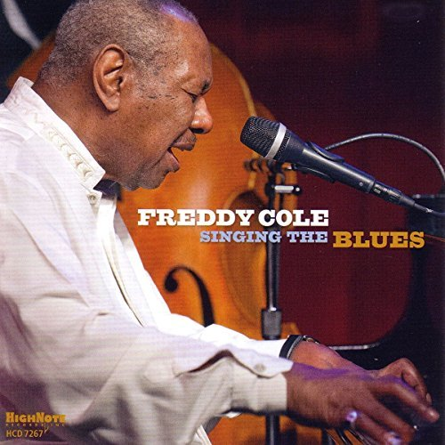 Freddy Cole Singing The Blues