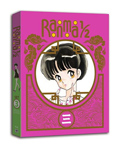 Ranma 1 2 Set 3 Blu Ray