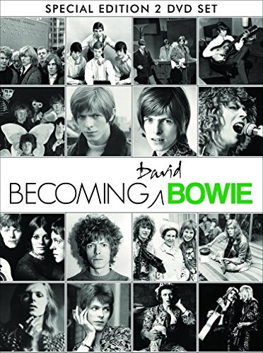 David Bowie Becoming Bowie 2 DVD