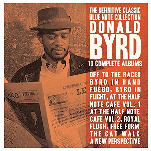 Donald Byrd Definitive Classic Blue Note Collection