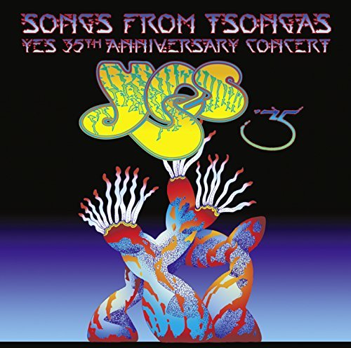 Yes Songs From Tsongas 35th Anniversary Concert